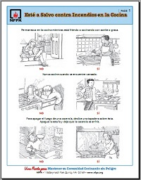 Be Fire Safe Poster